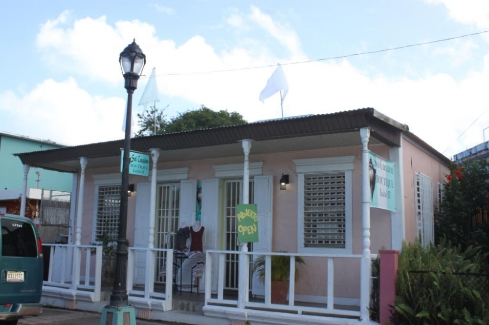 Iconic Caribbean Architecture