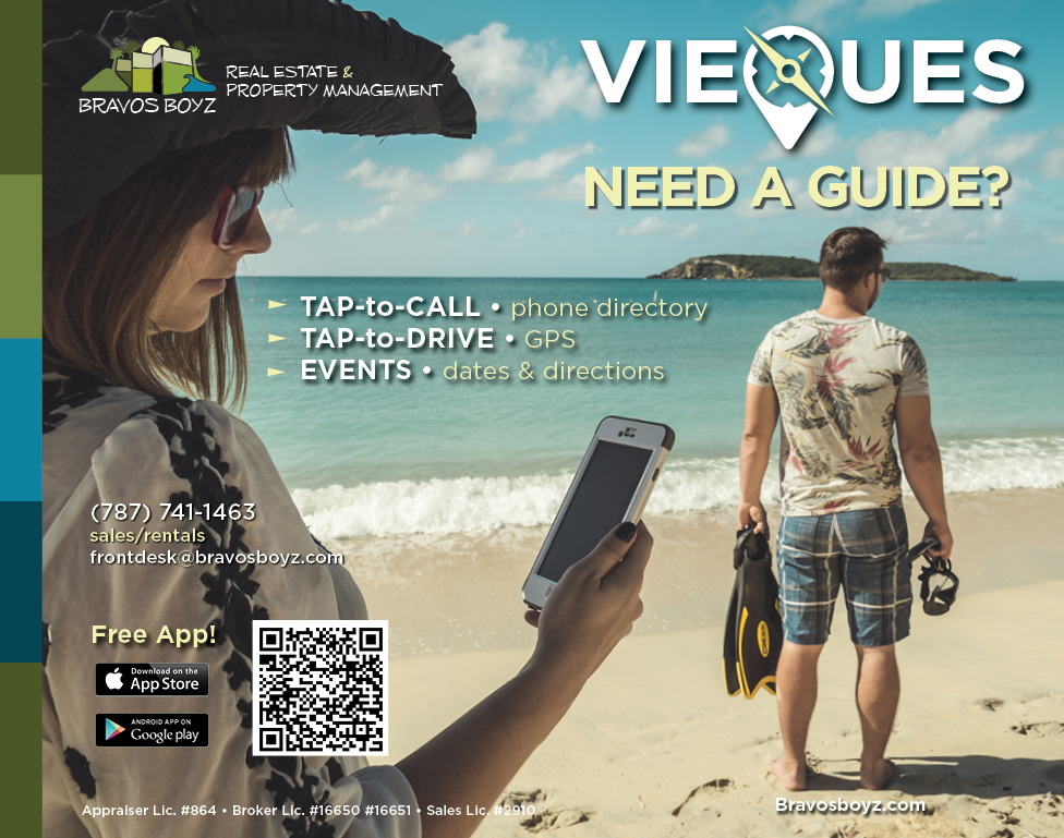Need a Vieques guide?