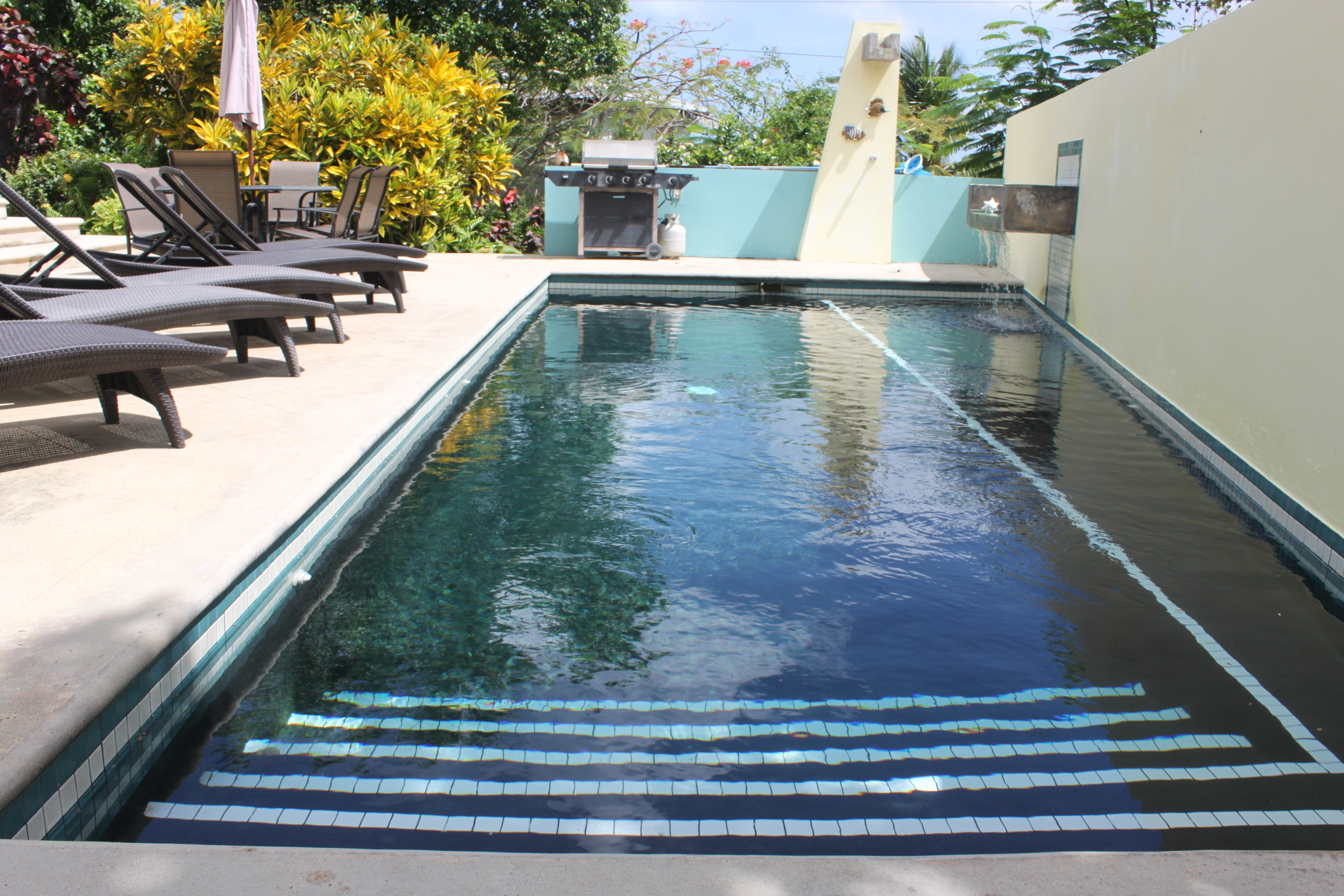 Casa Tolteca – Tropical Gardens