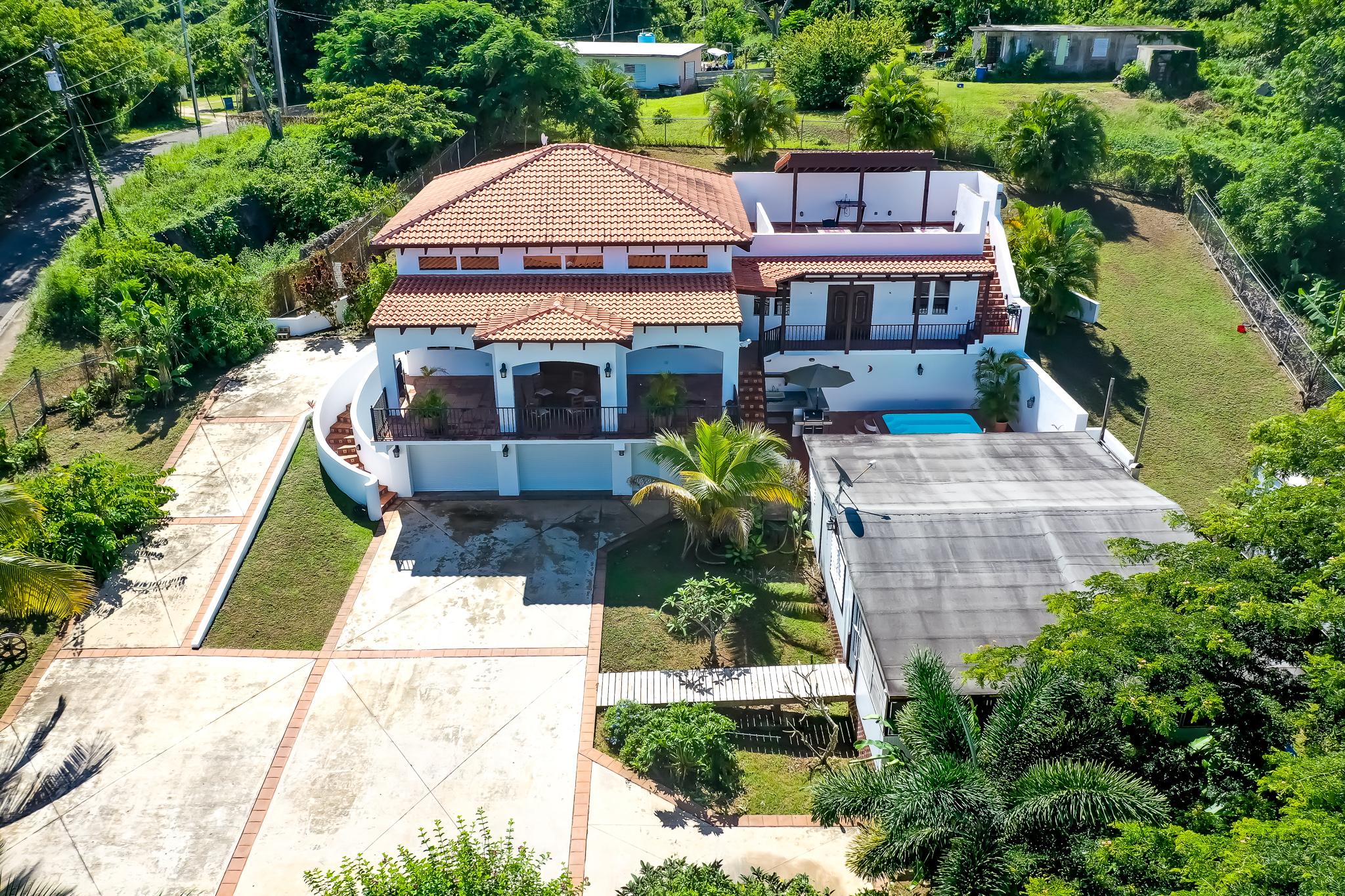 La Conquistadora – Architecturally Designed Spanish Villa