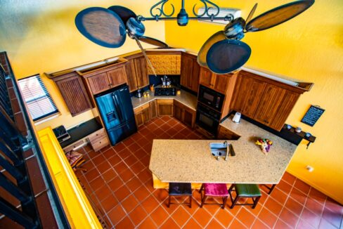 Martineau Kitchen Overhead a