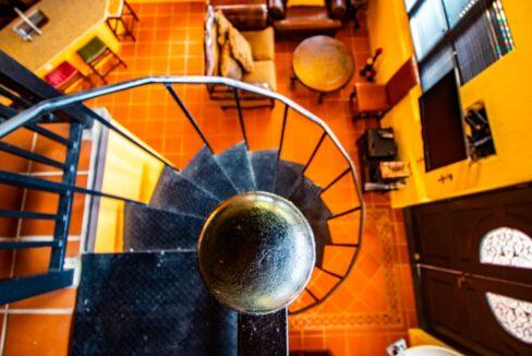 Martineau Spiral Staircase a