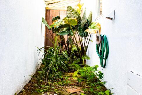 Master Outdoor Shower Planter a