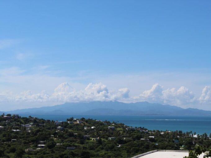 Wide Open Views in Villa Borinquen