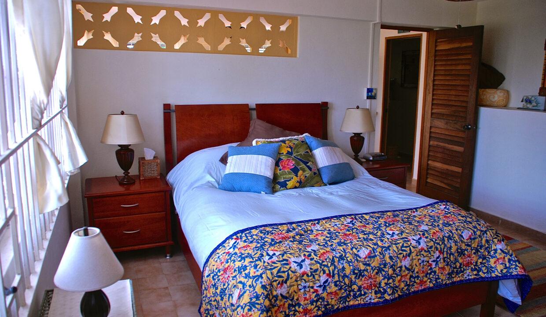 One Bedroom Apt. Bedroom