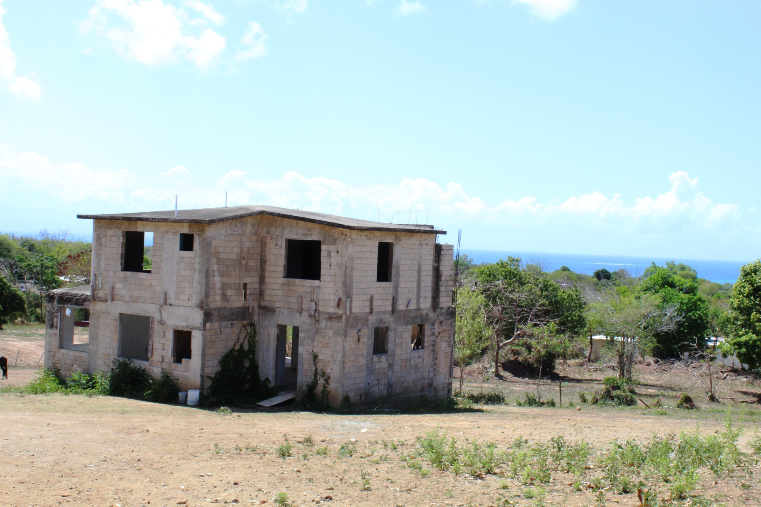 Home in La PRAA to be finished